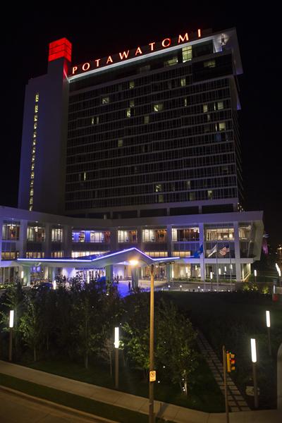2014 Potawatomi Hotel & Casino, Milwaukee, WI